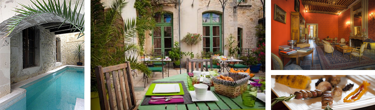 Chambres d 39 hotes bed and breakfast gorges de l 39 ard che 07 - Chambre d hote de charme angers ...